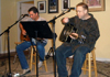 Clay Rigdon & Don Rollins @ Pegram Writer's Night
